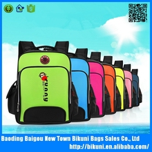 Waterproof children school backpack student school bag for 7-10 years old