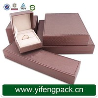 YF elegant cheap big lots jewelry box wholesale