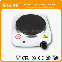 Commercial High quality electric single ceramic infrared range hot plate