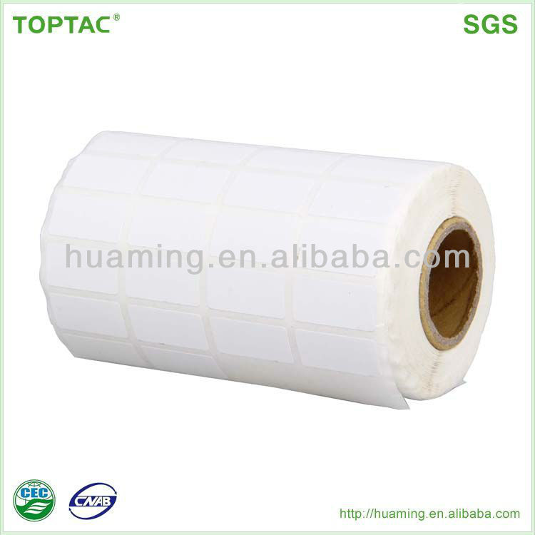 Thermal Fax Paper Roll Label