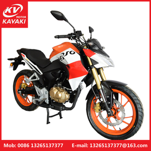 OEM- Popular 250CC Automatice Moto Gas Motorcycle Scooter(KV190-BFY