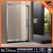 Straight Open Style shower Screen with CCC