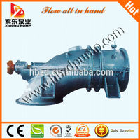 axial flow propeller pump hydraulic water pumps
