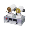 spectacle frames high frequency welding machine with single phase with double heads soldering machine