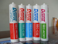 all purpose silicone sealant, neutural and acid cure