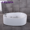 whirlpool freestanding acrylic bathtub