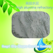 Factory Supply High Pority Alumina Castable Refractory Cement