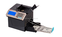 smart Value Bill Counter DP-988VB for US Dollars ,EUR, Counterfeit Money Detecting Pass ECB testing