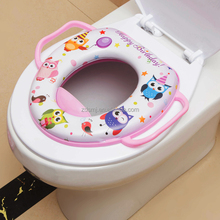 new product Baby products soft toilet seat cover, kids potty training seat