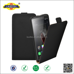 Elegant mobile phone Ultra slim PU leather flip cover case for Lenovo K4 Note---laudtec