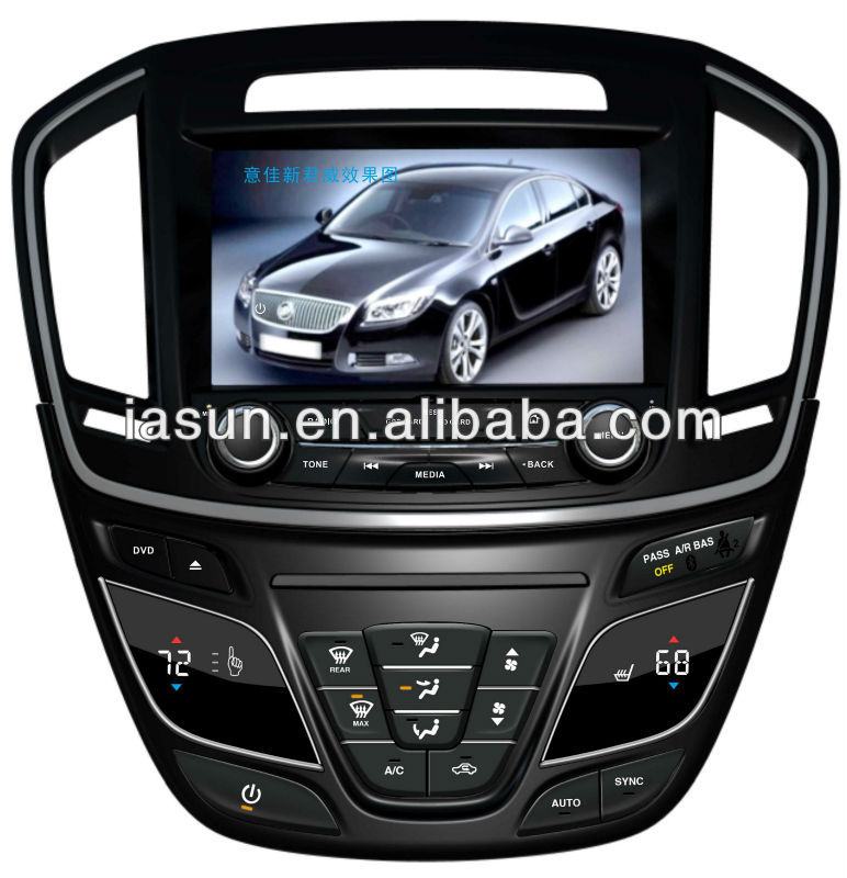 Car Navigation System for Opel Insignia 2014