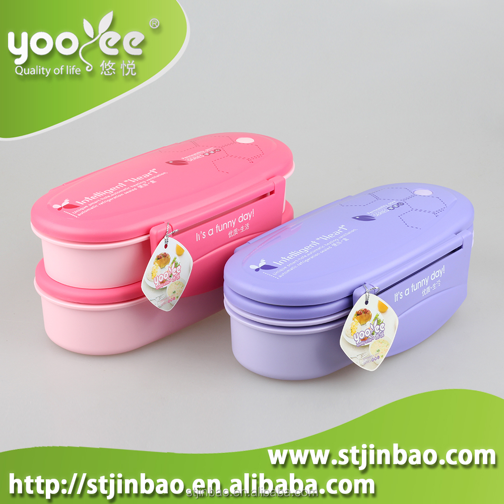 List Manufacturers Of Yooyee Lunch Box Leak Proof Buy Fda Approved Plastic Set With For And Spoon