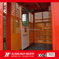 ss100/100 building lift elevators for construction