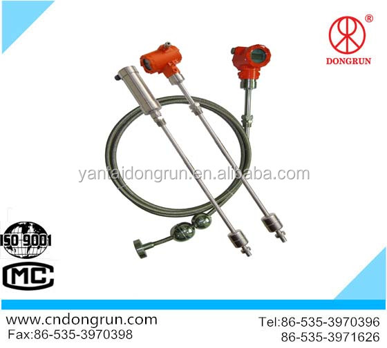 DMCM-99 high accuracy explosion-proof magnetostrictive oil level sensor