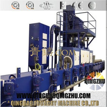 High Quality Pipe Sandblasting Machine/Sand Blasting For Stainless Steel