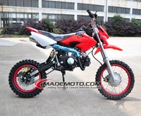 49CC- 250cc APOLLO DIRT BIKE WITH PULL STARTER and Electric Starter