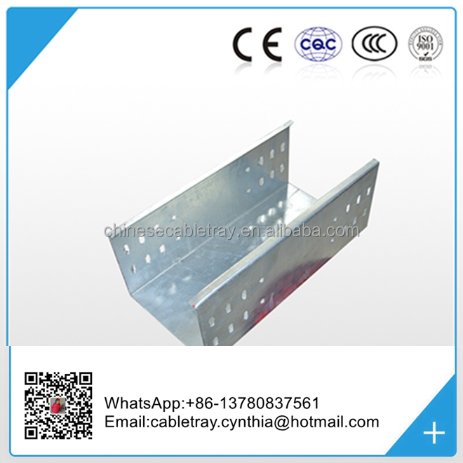 cable metal trough tray