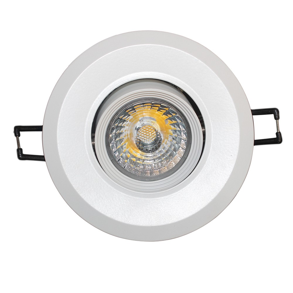 high quality SAA COB 60degree 7W LED Down light