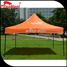 Height Adjustable Iron Tent Promotional gazebo tent 2m x 2m