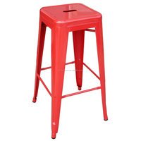 Raw Metal Outdoor/Indoor Furniture Retro Bar Stool ,HYX-806