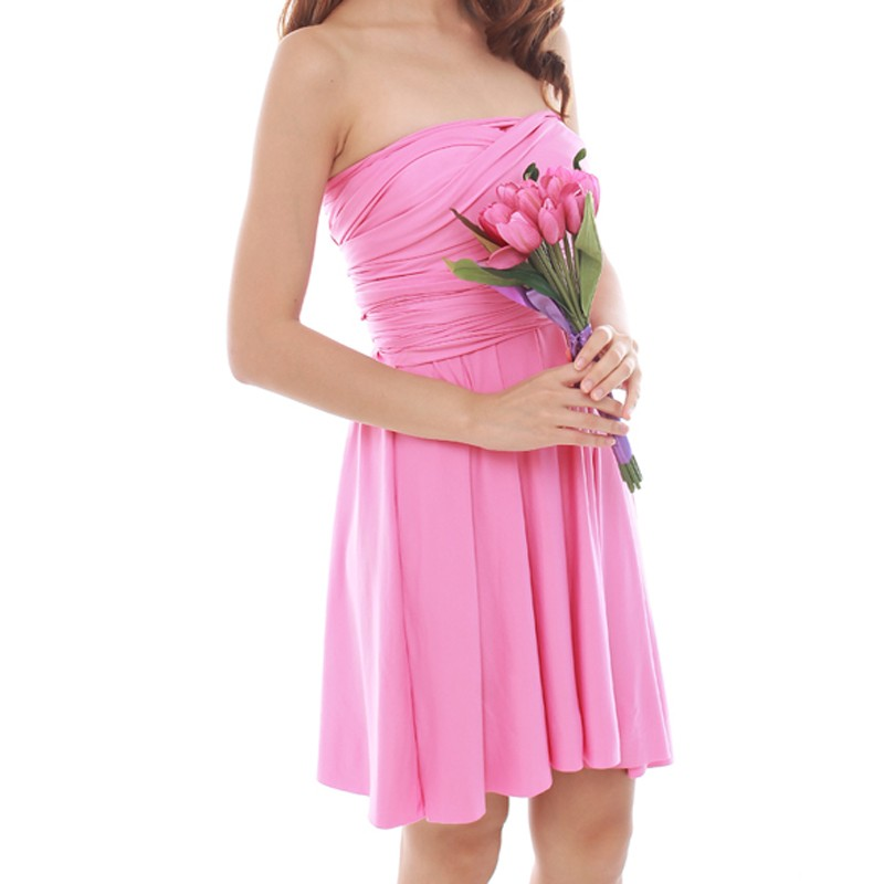 Latest Design Women Fashion Clothes Bridesmaid Dresses For Summer