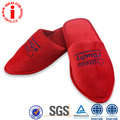 New Trend Red Hotel Slippers for Women