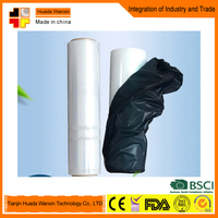 500mm Plastic Wrap Clear LLDPE Stretch Film LLDPE Film Hand Grade