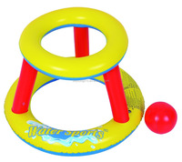 PVC Material and Inflatable Basketball Hoop set Type Inflatable Sport Games