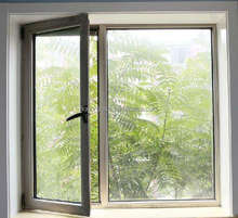 China manufacturer aluminium casement window with long service life