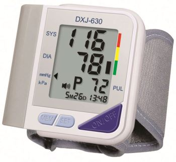 Newest factory sale attractive style home digital blood pressure monitor wholesale