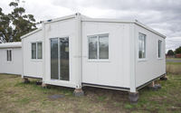 sandwich panel material expandable house container/China made low cost Container homes/20 ft Portable house