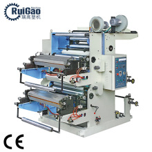 High Speed 2 color paper cup flexo printing machine price