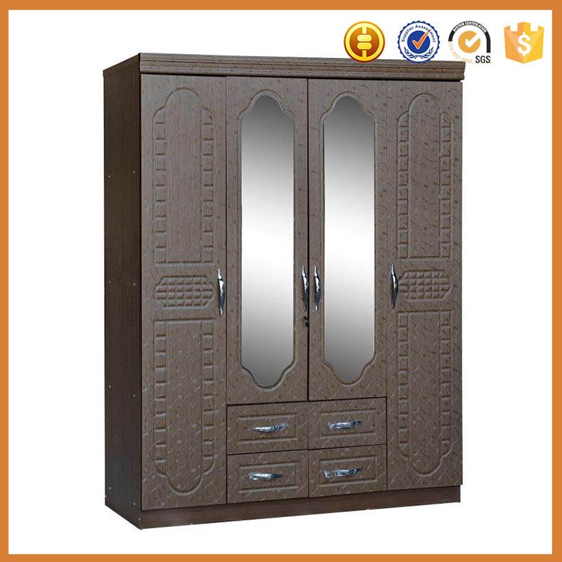 Bedroom Furntiure Door Wooden Almirah Design Buy Almirah