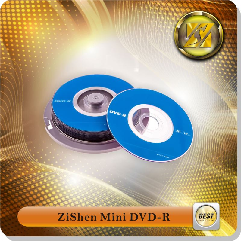 8Cm Mini Cd Dvd 1.4Gb