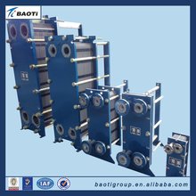 high quality water titanium plate heat exchanger