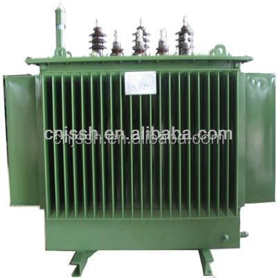 Three Phase and Three Coil High Voltage Power Transformer