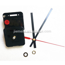 Silent Movement Plastic Wall Clock Movement with hands Clock Accessory