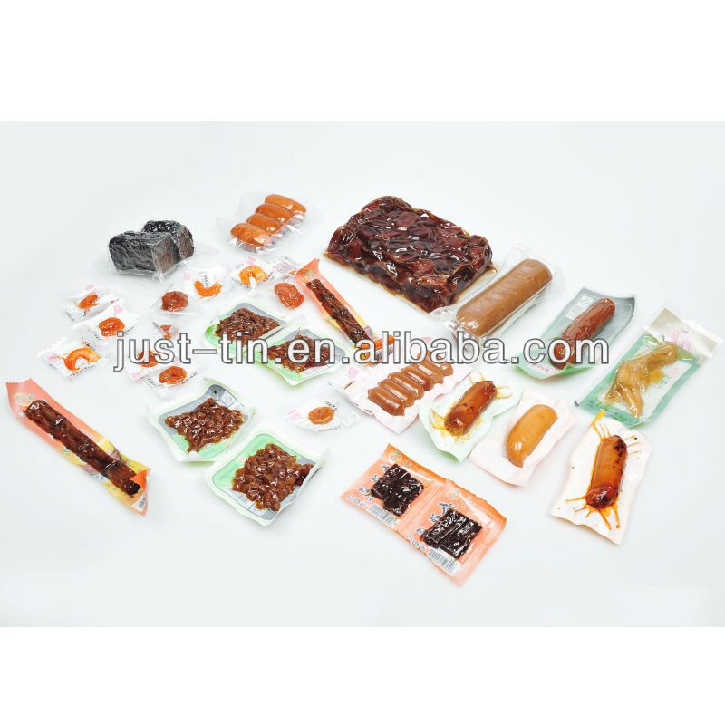 K-super soft nylon vacuum seal plastic packaging