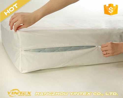 Best selling waterproof luxury hotel high quality bed bug proof free shipping smooth mattress protector with elastic strap - Jozy Mattress | Jozy.net