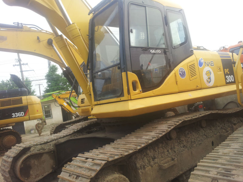 Used japan excavator pc 300 welcome to check