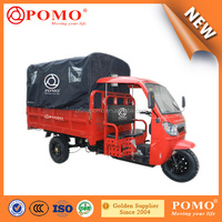 2016 Popular Heavy Load Middle Engine Long Passenger Seat Strong 250CC Enclosed 3 Wheel Motorcycle