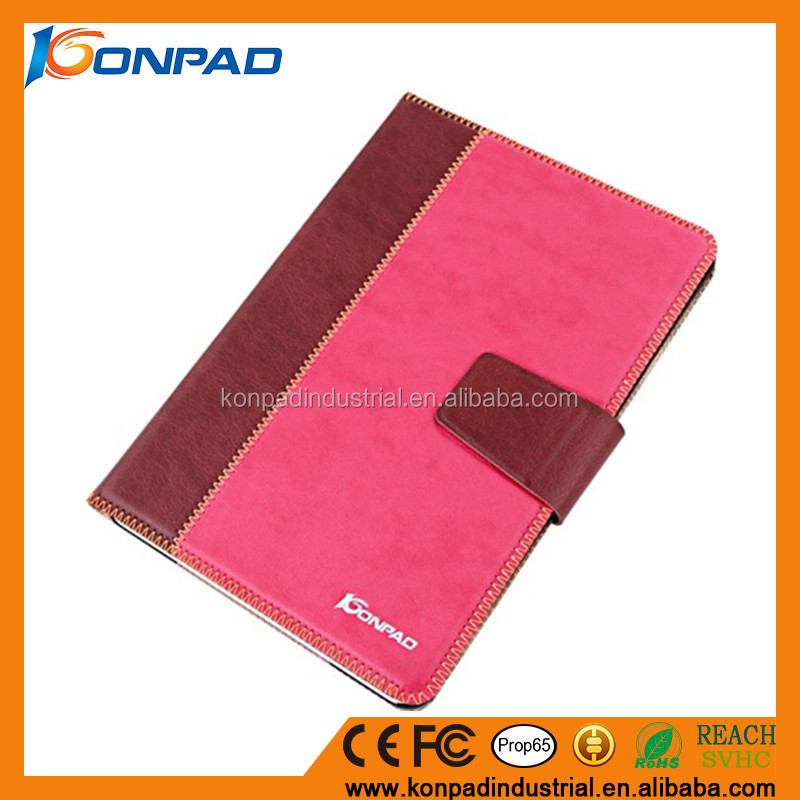 Flip cover case for tablet universal tablet case for iPad air/air 2 with stand