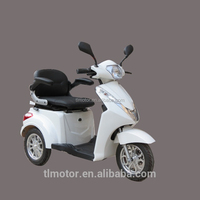 2015 New developed 800w 48v folding electric tricycle