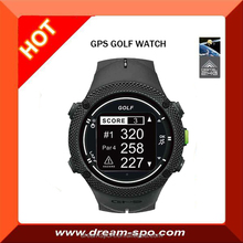 2016 Hot Range Finder GPS Golf Watch with 30,000 World Course