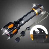 Alibaba Express Multi Car Emergency Lights Strong Rechargeable Tactical Flashlights