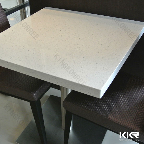 compact kitchen table, quartz stone kitchen table