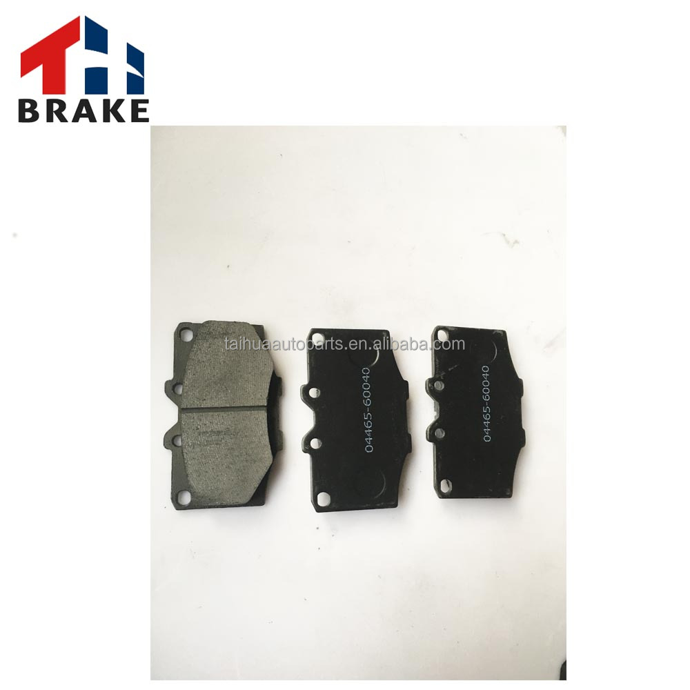 NISSA N and SUZUKI car spares parts auto disc brake pad