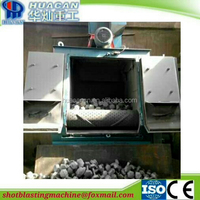 small casting shot blasting machine