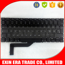 Brand new Wholesale DK danish keyboard with backlight for macbook air 13.3'' A1466 A1369 2010 2011 2012 2013 2014 2015