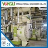 High efficiency easy operation animal feed pellet production line